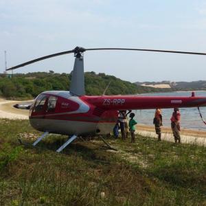 villa_n'banga_helicopter_beach